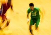 قهرمانی یاران شمسایی در نیم فصل اول لیگ برتر فوتسال