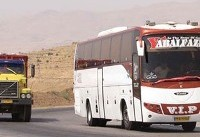 استفاده از هزار دستگاه اتوبوس و کامیون شهرداری تهران در اربعین