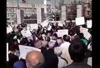 Anti-regime protests spreading across Iran, says country's opposition
