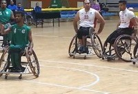 بسکتبال با ویلچر قهرمانی آسیا، اقیانوسیه/ چین؛ پیروزی قاطع ایران بر عربستان