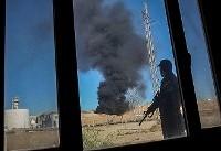 (تصاویر) تسلط نیروهای عراقی بر میادین نفت کرکوک