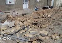 بازدید وزیر کشور از مناطق زلزلهزده سرپل ذهاب/ دستور برای افزایش امکانات و ارائه خدمات بهتر