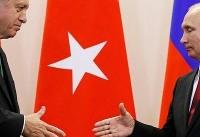 بازسازی کامل روابط روسیه و ترکیه