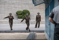 N. Korean soldier shot while defecting to S. Korea