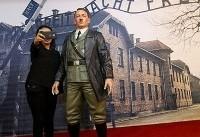 مجسمه جنجالی هیتلر که از موزه اندونزی حذف شد (+عکس)
