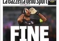 واکنش رسانههای جهان به بازماندن ایتالیا از جام جهانی