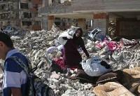 Iran-Iraq quake: Survivors complain of slow relief effort, battle freezing cold; more than 530 dead