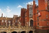 اسرار خوفناک کاخ تاریخی همپتون کورت انگلستان + عکس
