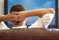 نشستن طولانی پای تلویزیون خون را لخته می کند