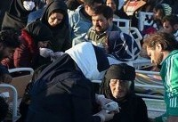 رئیس جمهور از زلزلهزدگان دلجویی کرد