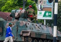 Zimbabwe's Military Says There's Nothing to See Here