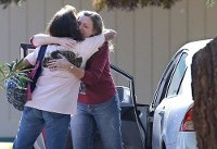 Five dead in California shooting spree that ended at school