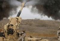 نیروهای یمنی مواضع سعودی ها در نجران را هدف قرار دادند