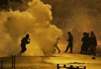 Violence in Greece breaks out after annual US Embassy march