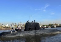 Argentina says it may have received signals from missing sub