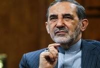 هشدار دکتر ولایتی به مکرون درباره دخالت در امور داخلی ایران + فیلم