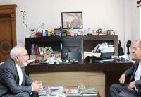 گفت وگوی وزیران امور خارجه ایران و روسیه در آنتالیا ترکیه