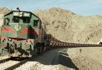 خروج واگن قطار باری در محور بافق - تربت / رفع اخلال در مسیر قطارها