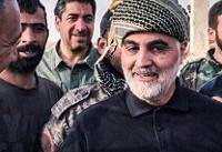 گزارش المیادین از حضور سردار سلیمانی در شهر البوکمال سوریه