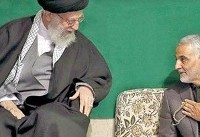 سردار سلیمانی پایان سیطره داعش را به رهبر انقلاب تبریک گفت