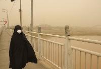 تعطیلی مدارس نوبت عصر خوزستان به علت گرد و غبار