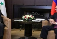 سفر بشار اسد به روسیه و دیدار با پوتین/ دومین سفر خارجی بشار اسد در ۶ سال
