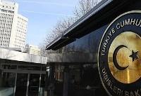 استقبال ترکیه از حکم دادگاه فدرال عراق درباره همهپرسی غیرقانونی