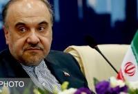 واکنش وزیر ورزش به بی اعتنایی الهلالیها به یک دقیقه سکوت