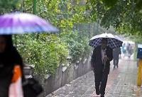 خطر آبگرفتگی معابر عمومی و سیلابیشدن مسیلها/ کاهش ۶ تا ۱۲ درجهای دما