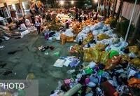 دستگیری ۱۰۰ مظنون به سرقت در مناطق زلزله زده