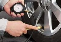 تاثیر فشار باد تایر در عملکرد خودرو