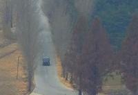 انتشار فیلم فرار سرباز کرهشمالی به کرهجنوبی