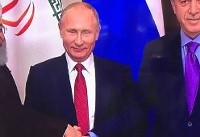 پوتین: بدون ایران و ترکیه درگیریها در سوریه متوقف نمیشد