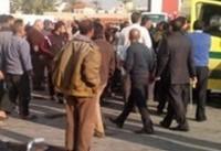 اتحادیه اروپا حمله تروریستی در سینای مصر را محكوم كرد