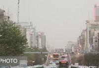 هوای پایتخت، ناسالم برای گروههای حساس است