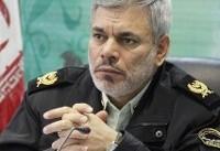 وجود ۱.۸ نفر پلیس در ایران به ازای هر ۱۰ هزار نفر