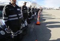 آغاز طرح زمستانه پلیس در جادههای کشور