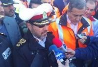 آمادهباش پلیس در ۲۹ استان و ۱۰۰ گردنه برفگیر