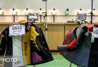 دختران ایران در رده نخست سلاحهای بادی قهرمانی آسیا ایستادند