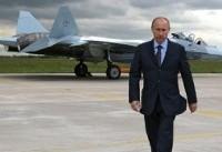 پوتین وارد سوریه شد