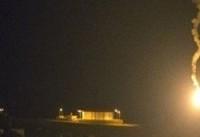 رژیم اشغالگر جنوب نوار غزه را بمباران کرد