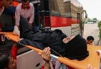 حال هیچ زائر آسیب دیده در نجف وخیم نیست/ اسکان زوار ایرانی در هتلی دیگر