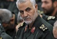 گفتگوی سردار سلیمانی با فرماندهان گردان های قسام و  قدس پیرامون آمادگی مقاومت فلسطین