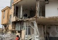خسارت مادی زیادی به روستاهای کوهساران کرمان وارد شده است