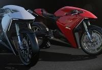 ساخت موتورسیکلتهای برقی توسط شرکت ایتالیایی دوکاتی +تصاویر