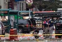 انفجار امروز منهتن، تروریستی بوده است
