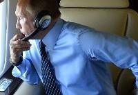 پوتین وارد پایگاه هوایی Â«حمیمیم» شد/ دیدار روسایجمهوری روسیه و سوریه