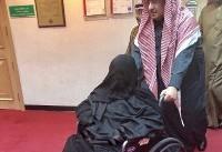 تصویری دیده نشده از ولیعهد برکنار شده عربستان