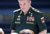 Russian military chief criticizes U.S., Japan and South Korea drills