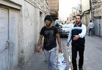 زلزله ایرانگردی می کند/ باید فکری به حال برخورد با ۳۰ هزار  متکدی و معتاد پایتخت شود